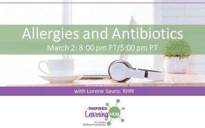 Allergies and Antibiotics